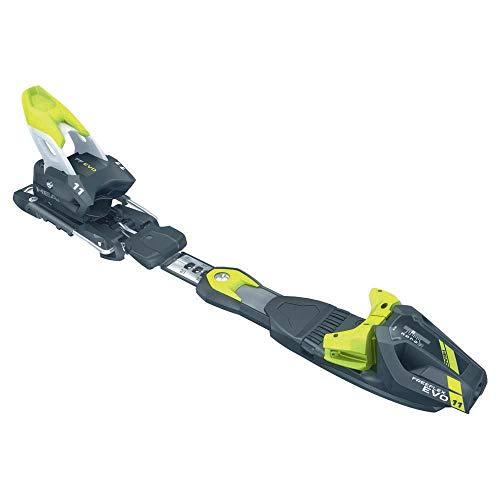 Tyrolia FreeFlex EVO 11 BR.85[D] DIN 3-11 Black/White/Florescent Yellow Ski Binding (100736), Multi