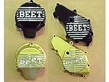 BEET (ビート) ジェネレーターカバー 黒 CBX400F/CBR400F 0402-H02-04