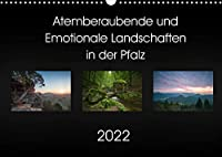 Atemberaubende und Emotionale Landschaften in der Pfalz (Wandkalender 2022 DIN A3 quer): Schoene Landschaftsmotive der Pfalz (Monatskalender, 14 Seiten )