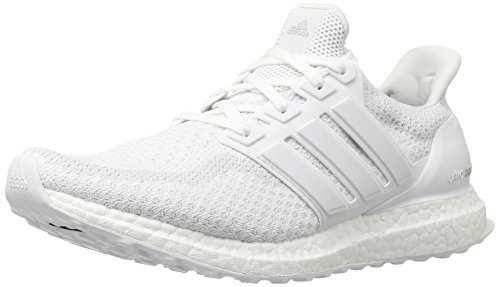adidas Men's Ultraboost Running Shoe, Crystal White, 10 M US