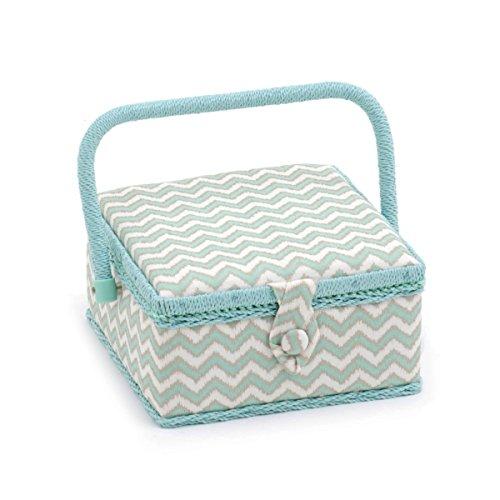 Hobbygift Caja Costura Olivares Exclusivo: S: Cuadrado: