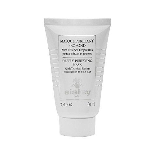 Sisley Masque Purifiant Profond Aux Résines Tropicales SOS-Gesichtsmaske, 60 ml