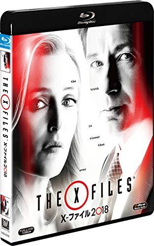 David Duchovny - X-Files 2018. The Season11 (3 Blu-Ray) [Edizione: Giappone]
