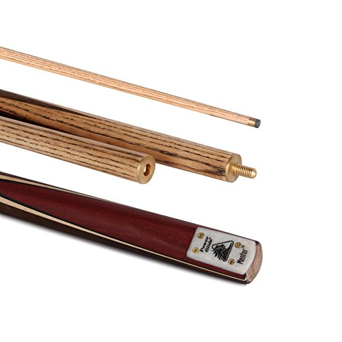POWERGLIDE MENTOR ENGLISH 2 PC 55' POOL CUE WITH 8.5mm TIP