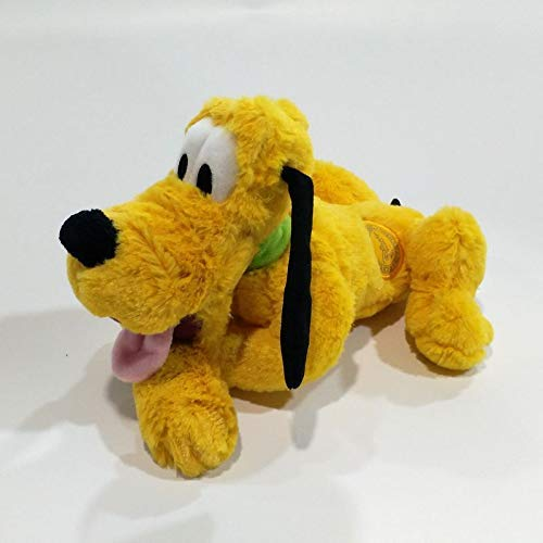 danyangshop Peluches 25Cm 9.8 '' Mickey Mouse Friend Pluto Dog Peluches Soft Baby Doll para Niños Regalo