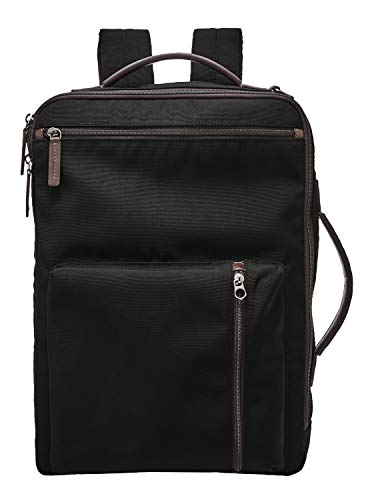 Unbekannt FOSSIL Buckner Backpack Black
