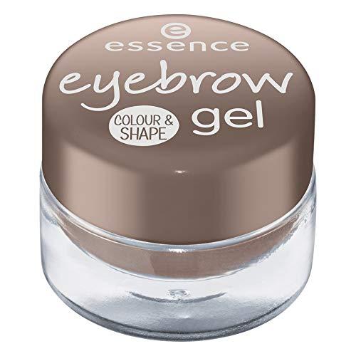 essence eyebrow gel colour & shape 02 blonde - 5er Pack