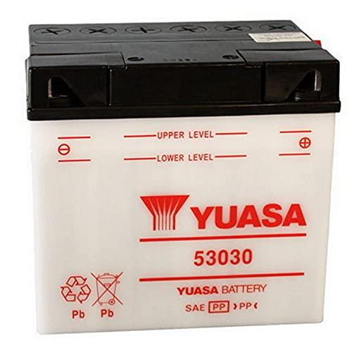 Batteria moto Yuasa 53030 12V 30Ah 186 x 130 x 171mm