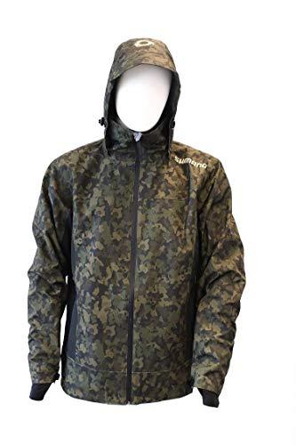SHIMANO Tribal Jacket XTR Gr. XL wasserdichte Jacke