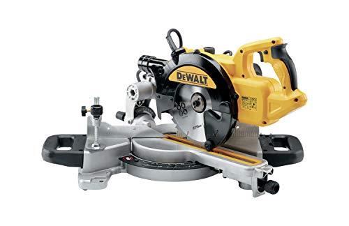 DeWalt - Scie à onglet radiale 1400W Ø216mm - DWS774
