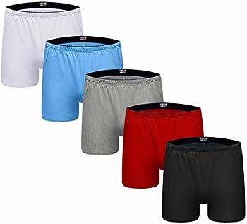 5-Pack Orlvs Men's Boxer Brief