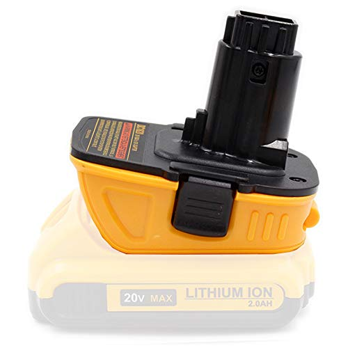 Product Image 4: DCA1820 Battery Adapter for Replace Dewalt 18V to 20V Tools Convert for Dewalt 18V NiCad & NiMh Battery Tools DC9096 DW9096 DC9098 DC9099 DW9099(USB Converter) (1 Pack)