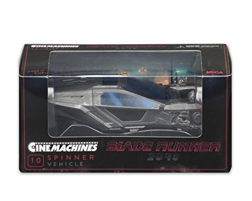"NECA - Cinemachines – Collectible Die-Cast Replica – 6"" Blade Runner 2049 Spinner"