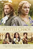 A Little Chaos - Kate Winslet – US Movie Wall Poster