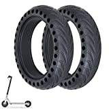 PUAI Solid Tire Replacement for Electric Scooter 2 pcs Xiaomi Mi m365...