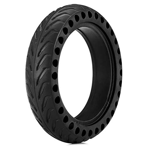 Solid Tire Replacement Tire 8.5 inches for Xiaomi Mi M365 Electric Scooter/Gotrax gxl Scooter Wheel's Explosion-Proof Tire