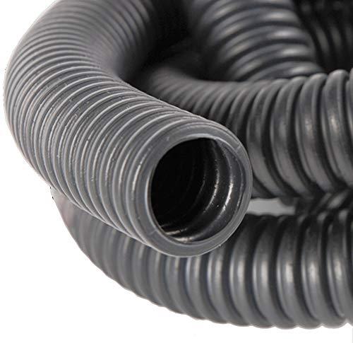 Wellrohr Elektrorohr Leerrohr Flexrohr Flexibel M25-50 Meter 750N BETONFEST mit mittlerer Druck- und Schlagfestigkeit