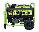 Green-Power America GN10000DCS Dual Fuel Open...