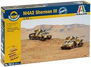 Italeri 7511S M4A2Sherman III