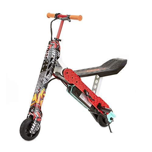 VIRO Rides Vega 2-in-1 Transforming Electric Scooter & Mini Bike with New Street Art-Inspired Look