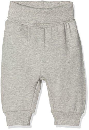 Schnizler Baby-Pumphose Interlock Pantalones de Deporte, Gris (Gr/Melange 37), 12-24 Meses (92) para Bebés