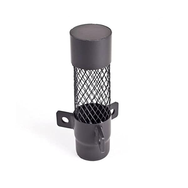 DWD (TM) Outdoor Camping Wood Stove Spark Arrestor Guard