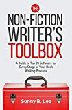 The Non-Fiction Writer's Toolbox: Top 20 Best Book Writing Apps for Non-Fiction Writers (English Edition)