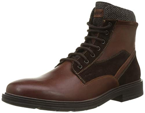 Geox U Alberick A, Ankle Boot Hombre