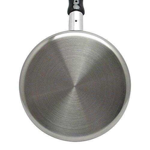 和平フレイズミルクパン少量湯沸かし汁物ジャストパンミニ14cmIH対応二層鋼ふっ素樹脂加工JR-6766