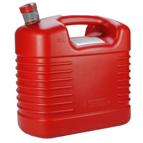 Pressol Kraftstoffkanister 20 Liter mit flexiblem Auslaufrohr