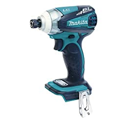 Makita LXDT01Z 18-Volt LXT Lithium-Ion Cordless Brushless Impact Driver (Tool Only, No Battery)