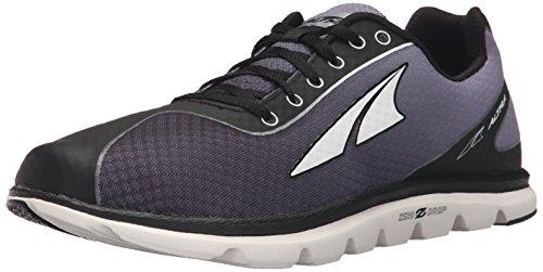 ALTRA Men's one 2.5 Running Shoe, Black, 9 M US