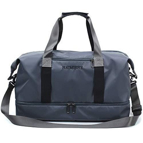Bolso de hombroNuevo Oxford Sport Gym Bags Mujer Impermeable Bolsa de Almacenamiento...