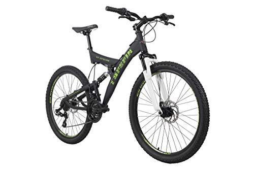 KS Cycling Mixte - Adulte VTT Fully 26\