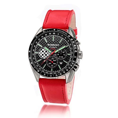 Bobroff Reloj Analógico BF0012V2-S011