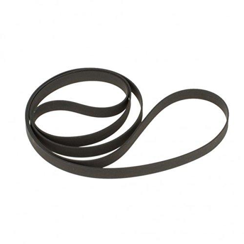 Thakker ST 930 Riemen kompatibel mit CEC/Visonik ST 930 Riemen Plattenspieler Belt Antriebsriemen