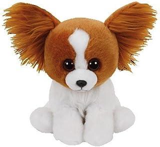 comprar comparacion TY Peluche de Bark, color marrón, 15 cm, peluche Glubschis