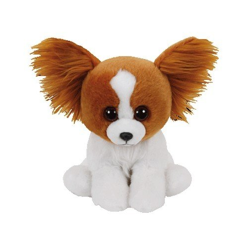 TY- Peluche, juguete, Color marrón, 15 cm (United Labels Ibérica 41206TY) , color/modelo surtido