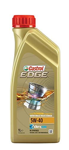Castrol EDGE 5W-40 Motorenöl 1L