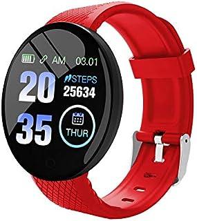B28 inteligentny zegarek, wodoodporny monitor fitness IP67 z ekranem HD 1,3 cala pulsometr, krokomierz, licznik kalorii, s...