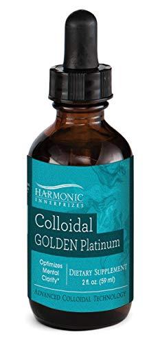 Harmonic Innerprizes Colloidal, Golden Platinum, 2 Ounce