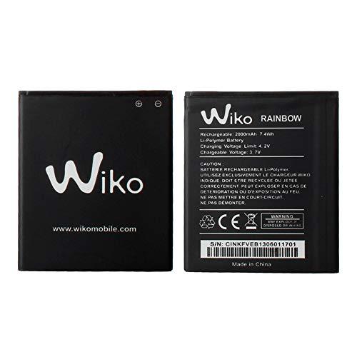 Theoutlettablet® Batería para Wiko Rainbow (2000 mAh)