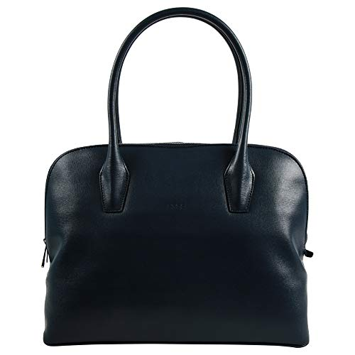 BREE Damen Chicago 2 Schultertasche, Blau (Dark Blue)