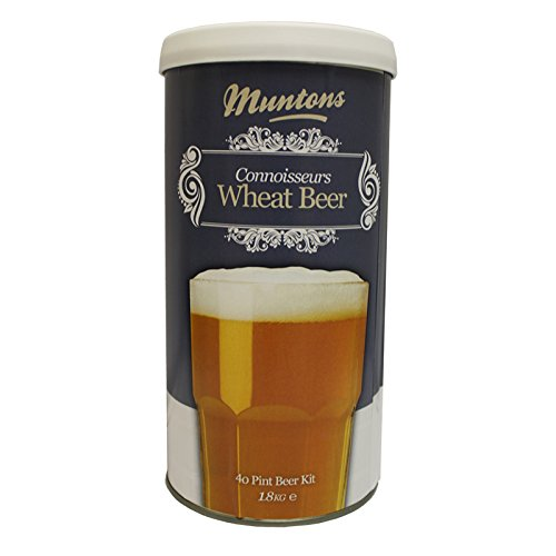MUNTONS Malto amaricato muntons conn. range wheat beer kg. 1,8 - Enologia malti