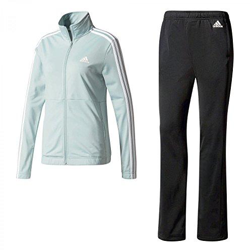 Adidas BQ8436, Tuta Donna, Multicolore (Vertac/Bianco/Nero), XS/S
