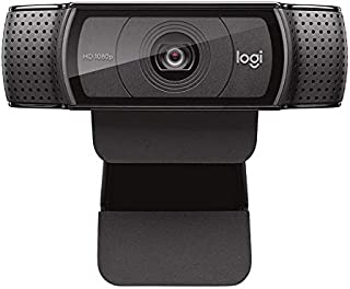 Logitech - 960-000764 - logitech webcam c920