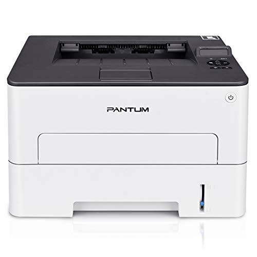 Monochrome Small Laser Printer Black and White Laser Printer Wireless Computer Printer with Auto Duplex 2-Sided Printing for Home Use with Mobile Printing and School Student, 35ppm Pantum L2350DW