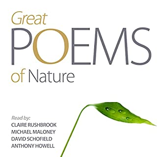 Great Nature Poems cover art