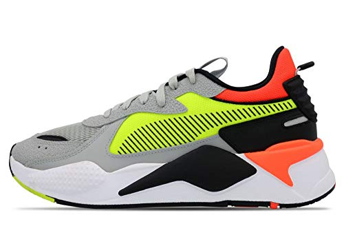 Puma RS-X Hard Drive Scarpa High Rise-Yellow Alert