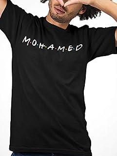 MOHAMED ATIQ T-Shirt for Men, L